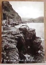 Cavi di Lavagna - Rocche di Sant'Anna [grande, b/n, viaggiata]