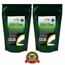 Chlorella Powder 1lb  - Cracked Cell, Raw 100% Pure Nutrient-Dense Algae