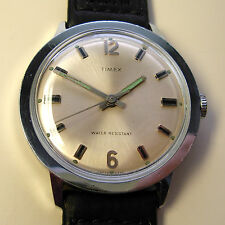 Vintage 1972 Timex Men's Manual Wind Watch