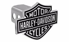 Harley Davidson 3D Bar & Shield Trailer Hitch Cover Plug