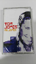 TOM JONES MR. JONES CINTA TAPE CASSETTE VVR1021074 NEW SEALED PRECINTADA