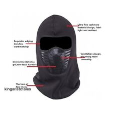 Full Face Mask Thermal Fleece Balaclava Neck Warmer Ski Winter Cap Cover Hat New