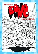 IDW JEFF SMITH BONE GREAT COW RACE Artist's Edition HARDCOVER! HC! SOLD OUT!