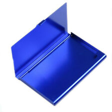 New Stainless Pocket Business Name Credit ID Card Holder Metal Box Cover Case UK
