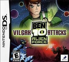 Ben 10: Alien Force - Vilgax Attacks (Nintendo DS, 2009)