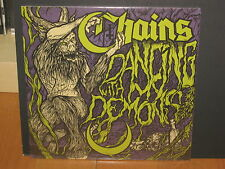 "CHAINS - Dancing With My Demons 7"" 2013 - PAUL CHAIN, DEATH SS, SUNN O))) RARE !"