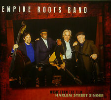 CD EMPIRE ROOTS BAND - music from the film harlem street singer