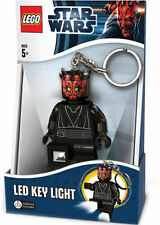 LEGO Star Wars Darth Maul LED Torch Keychain NEW