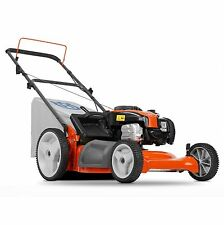 "Husqvarna 550 Series 21"" Push Multi Cut Lawn Mower, Orange 