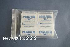 4 inch/10cm (wide) x 13.12 feet/400cm (long) Parafilm retail for laboratory