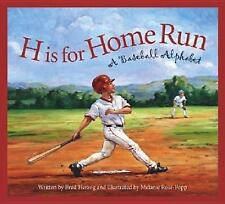 H is for Home Run: A Baseball Alphabet (Alphabet Books), Herzog, Brad, Good Book