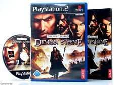 FORGOTTEN REALMS - DEMON STONE  (Playstation 2 Spiel) #1