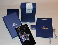 Swarovski 1165488  Sultan Pendant Star Necklace  NIB  MSRP$150