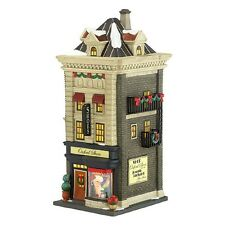 """Dept. 56 Christmas In The City """"OXFORD SHOES"""" ~ MIB ~ New For 2013"""