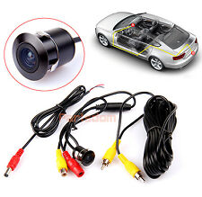 New Waterproof CMOS Wide Angle Car Rear View Reverse Backup View Parking Camera