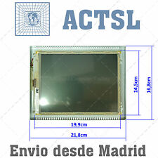 "TouchScreen 8"" LCD Canvys CL0883BR DCT08D00893BE LM02 VGA DVI conector"