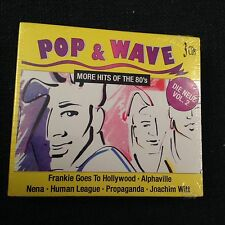 Pop & Wave 3 CDs NEW STILL SEALED More Hits Of The 80's