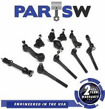 12 Pcs Suspension Chevy Gmc K1500 Z71 Yukon Suburban 95-00 4WD 4X4 Cadillac