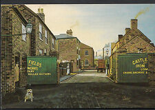 Worcestershire Postcard - Castlefields Ironworks, Black Country Museum  LC4915