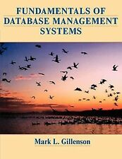 Fundamentals Of Database Management Systems by Mark L Gillenson