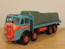 CORGI SHOWMANS CLASSICS BILLY CROW'S ATKINSON RIGID + LOAD TRUCK MODEL 27602