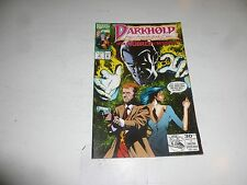DARKHOLD Comic - Pages from the Book of Sins - Vol 1 - No 3 - Date 12/1992 - Mar