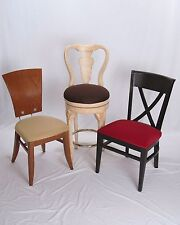 EZ CHAIR COVERS ,DINING ROOM CHAIR COVERS, PACK OF 6 BEIGE, BEST QUALITY!!!