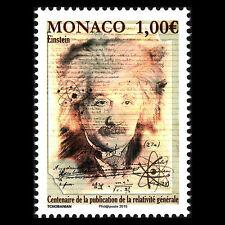 Monaco 2015 - Publication of Einstein's Works on General Relativity - MNH