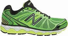 Men's New Balance Neon Green Running Shoes Size 8.5