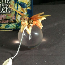 NIB FAERIE GLEN FAIRY FIGURINE TERRAMUSE BUBBLE FGB7822