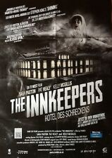 THE INNKEEPERS ORIGINAL POSTER TI WEST HORROR