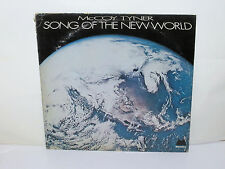McCOY TYNER - Song of the new World ~ MILESTONE 9049 {nm} *1983* w/Griffin  RARE