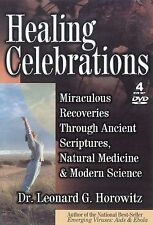 Healing Celebrations 4 DVD Set - Dr. Leonard Horowitz 2006 by UFO TV