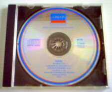 1982'S CLASSIC MUSIC COMPACT DISC, RAVEL, MONTREAL SYMPHONIC ORCHESTRA