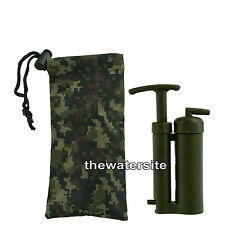 Soldier's Hiking Camping Pure Ceramic Water Filter Purifier- IN STOCK IN UK