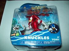 SONIC The Hedeghog SONIC BOOM Platinum Series: Metallic Knuckles NIB age 4+