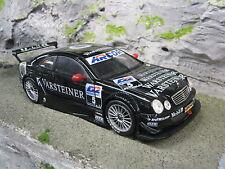 Maisto Mercedes-Benz CLK-DTM 2000 1:18 #5 Klaus Ludwig (GER) (MBC)