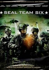 NEW DVD //SEAL Team Six: The Raid on Osama bin Laden// Cam Gigandet, Anson Mount