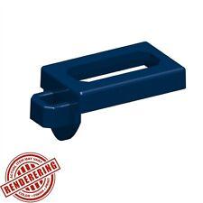 Custom GUNBELT for Lego Minifigures by Brickforge -Dark Blue- for Pistol, Knife