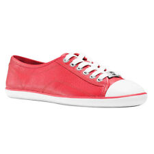 Michael Kors Shoes MK 43R6KRFS2L Kristy Sneaker Leather Watermelon 7 1/2 COD Ags