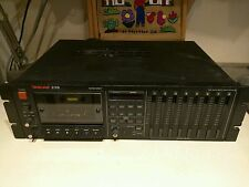 Tascam 238 8-Track Cassette Recorder with warranty