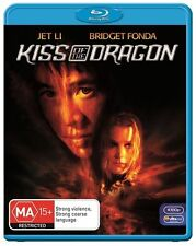 Kiss Of The Dragon Blu-Ray Region B