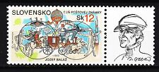 SLOVAKIA 2003 **MNH SC# 446 Stamp Day 2003 with label