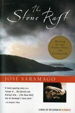 The Stone Raft by José Saramago (1996, Paperback)
