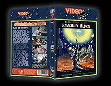RAUMSCHIFF ALPHA - PLANET DER VERDAMMTEN Wild Wild Planet DVD RETRO BUCHBOX Ne