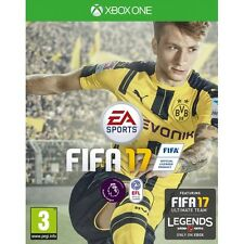 FIFA 17 Xbox One Game (with FUT DLC) Brand New