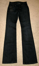 New JAMES JEANS HECTOR Womens Jeans High Rise Boot Cut Denim Pants Junior 23 USA