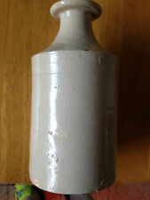 Old Clay Bottle
