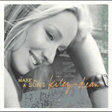 Make Me a Song [Single] by Kiley Dean (CD, May-2003, Interscope (USA))***NEW***