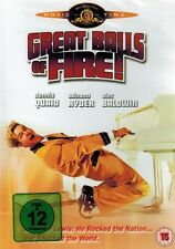 DVD - Great Balls Of Fire - Ein Leben für den Rock 'n' Roll - Dennis Quaid